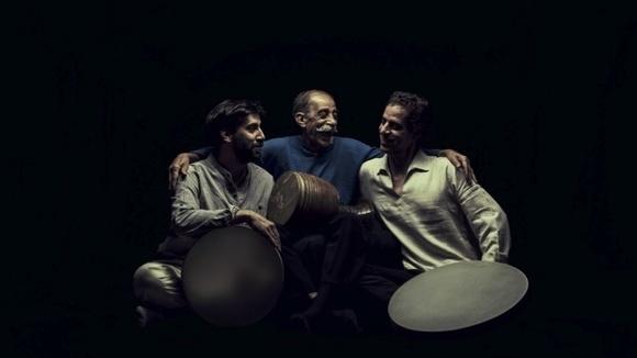 Trio Chemirani - Oriental  Live Act in teheran