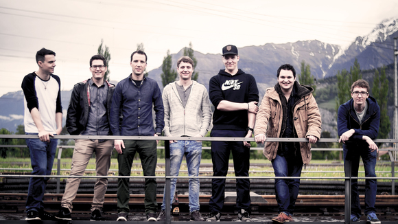 Splashing Pinguins - Ska Funk Live Act in Sargans