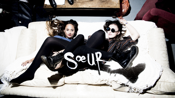 Sœur - Grunge Math-Rock Pop Rock Alternative Rock Live Act in Bristol