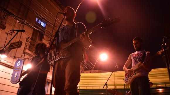 Fuzzkrank - Stoner Rock Progressive Rock Psychedelic Rock Stoner Rock Desert Rock Live Act in Asunción