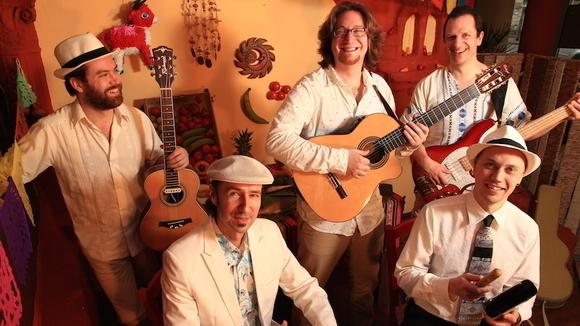 La Mojarra Calavera - Latin Latin Worldmusic Salsa Cumbia Live Act in Köln