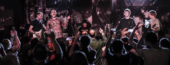 Wôlves - Indiepop Live Act in Edinburgh