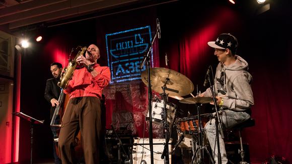 Viktor Tóth Tercett - Jazz Live Act in Budapest