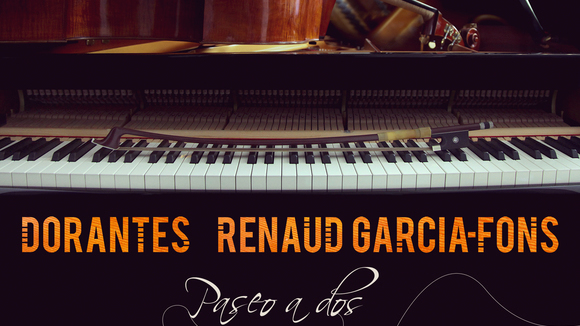 "DORANTES & RENAUD GARCIA-FONS ""Paseo a dos"" - Jazz Flamenco Live Act in SEVILLA and  PARIS"