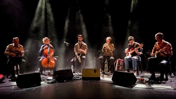 lemigou - Jazz Blues Classical Crossover Live Act in Lyon
