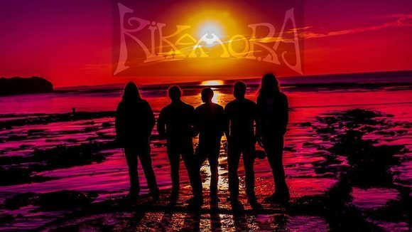 Kikamora - Hard Rock Rock Live Act in Bristol