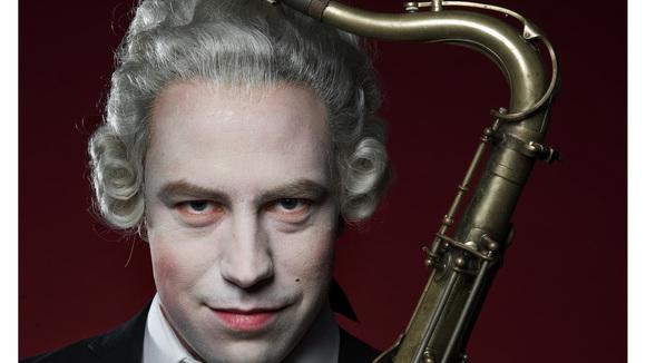 """Haakon Kornstad´s  """"Tenor Battle"""" - Jazz Live Act in Bergen"""