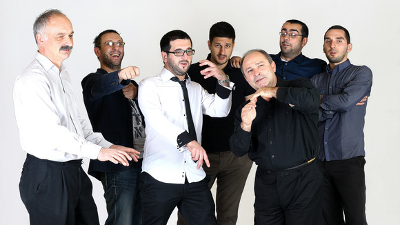 IRIAO - Ethnojazz Live Act in Tbilisi