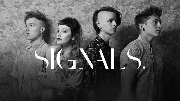 Signals.  - Math-Rock Live Act in Southampton
