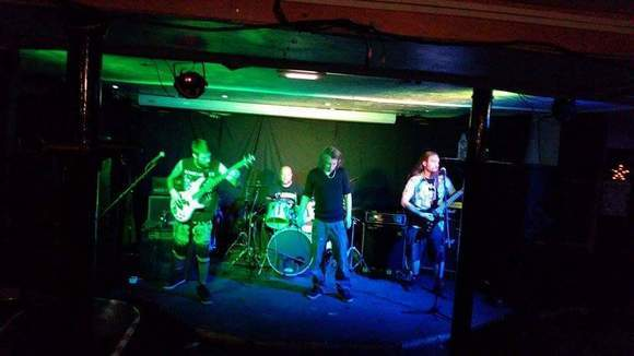 Vile Vortex  - Heavy Metal Metal Rock Stoner Rock Sludge Live Act in Lancashire