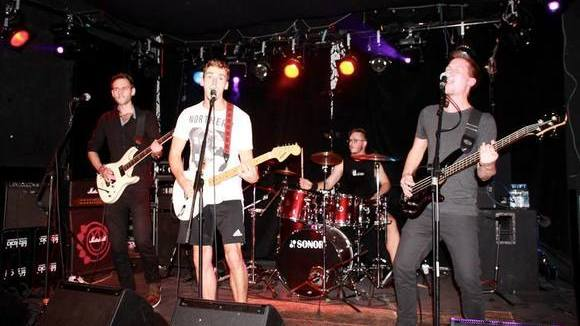 Alderaan Sound System - Alternative Rock Rock Hip Hop Garage Rock Live Act in Braunschweig