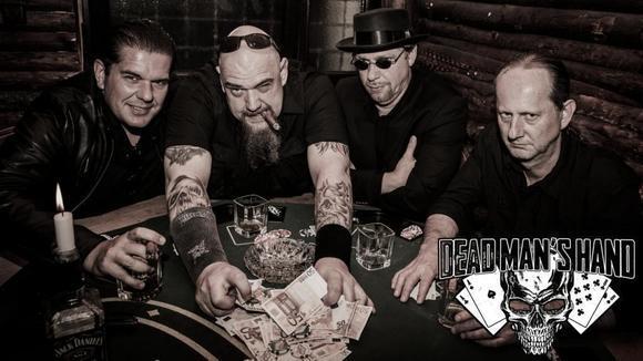 DEAD MAN`S HAND - Heavy Metal Hard Rock Metal Rock Live Act in Wetzlar