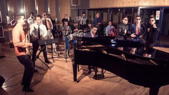 MANOLITO SIMONET Y SU TRABUCO  - Salsa Latin Afro-Cuban Jazz Live Act in Havana