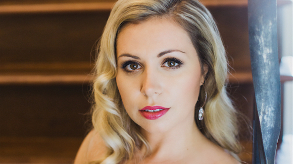Jaclyn Guillou - Vocal Jazz Live Act in Antwerp