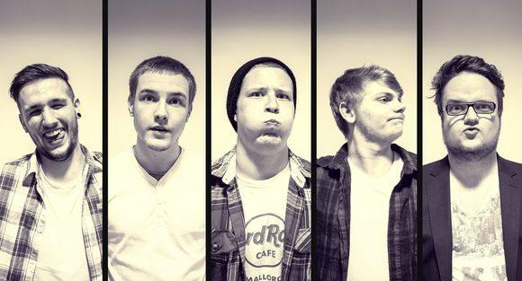 BAZOUKA GROOVE CLUB - Alternative Rock Rap Live Act in Marburg