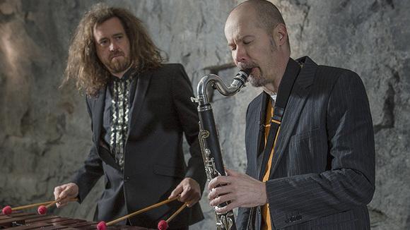 Tapani Rinne & Teho Majamäki - Jazz Live Act in Tampere