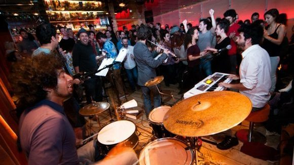 YURGAKI - Latin Jazz Live Act in Barcelona