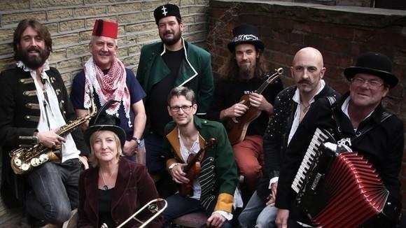 Klonk! - Neo-Folk Electropunk Live Act in Huddersfield