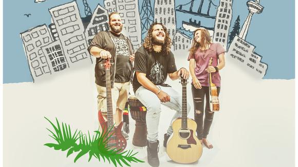 Tasman Jude - Reggae Indiepop Pop Rock Live Act in Grande Priarie