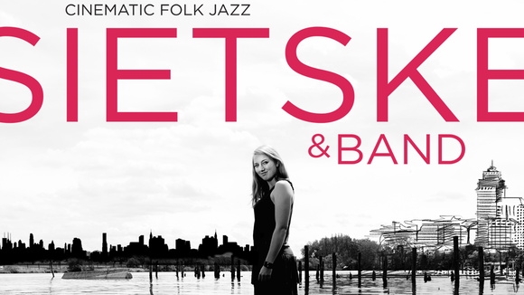 Sietske - Vocal Jazz Contemporary Jazz Singer/Songwriter Cinematic lyrical Live Act in Amsterdam