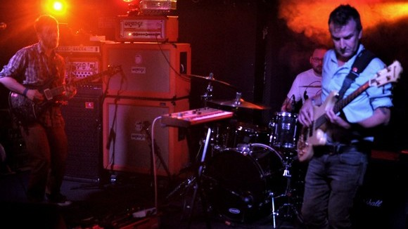Those Amongst Us Are Wolves - Experimental Instrumental Post Progressive Live Act in Coventry