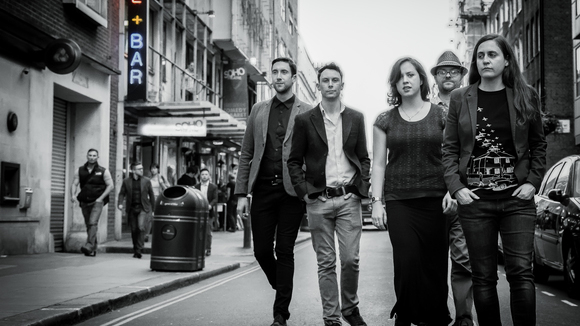 Entropi - Contemporary Jazz Live Act in London