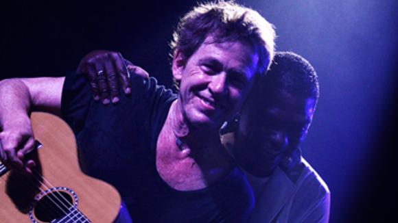 Dominic Miller + Manolito Simonet  - Latin-Fusion Jazz Salsa Live Act in Havana