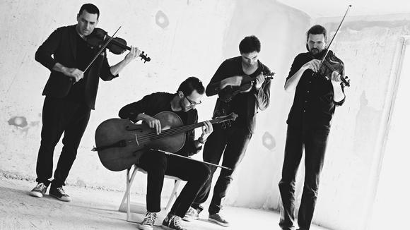 Atom String Quartet - Jazz Jazz Live Act in Warszawa