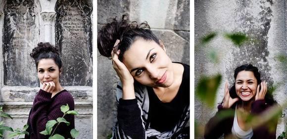Sarah von WIR AUS TON - soul/jazz Singer/Songwriter Gospel Hip Hop Live Act in München