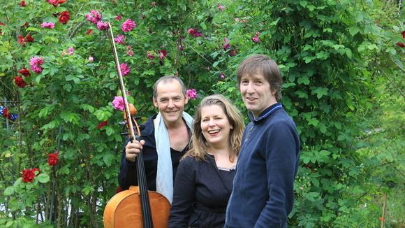 Kristina Fuchs' Röseligarte - Jazz Folk World Jazz Live Act in Orpund