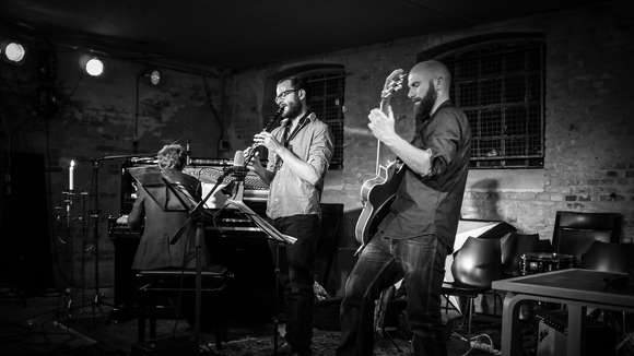 Maniscalco/Bigoni/Solborg - Contemporary Jazz Jazz Live Act in Copenhagen