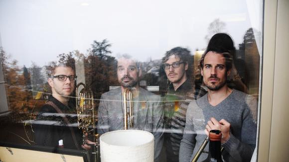 Vertigo Trombone Quartet - Jazz Live Act in Zürich