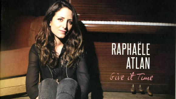 Raphaële Atlan - Jazz Live Act in Paris