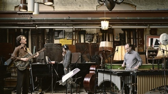 Wood & Steel Trio - Jazz Live Act in Berlin