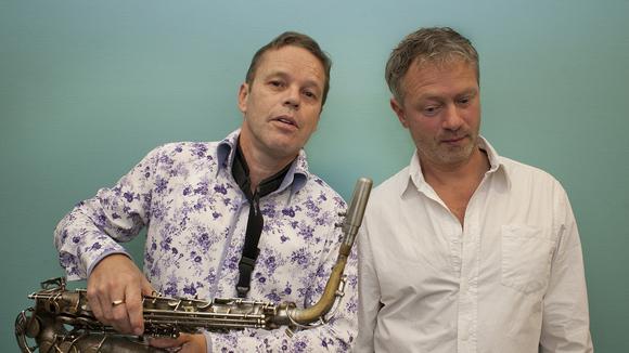 Busch & Van Kemenade - ECM Live Act in arnhem