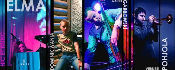 ELMA - Avantgarde Jazz Contemporary Jazz Free Improvisation Jazz Live Act in Warsaw