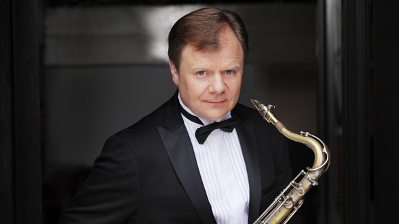Igor Butman Quartet - Jazz Live Act in Moscow