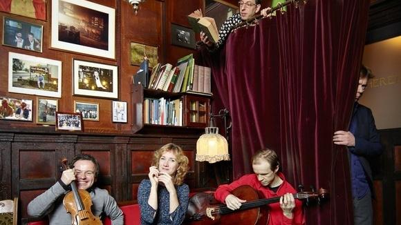 Hermine Deurloo & Zapp4 - Contemporary Jazz Nu Jazz Avantgarde Jazz free jazz Indie Live Act in Amsterdam