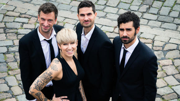 ZsuZsa & The Soulicious - soul/jazz Pop Cover Live Act in Hamburg