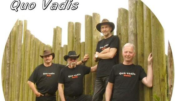 Quo vadis - Oldies Rock Cover Live Act in Wismar