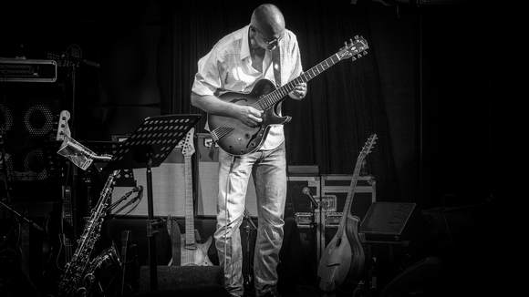 Marnix Busstra Band - Jazz Fusion Avantgarde Jazz Jazz Live Act in Amsterdam