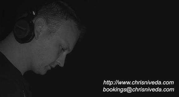 Chris Niveda - Trance Retro Future Sound  edm DJ in Zemst