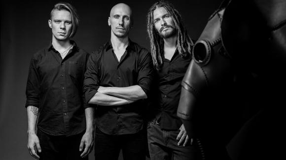 Adaen - Progressive Rock Rock Live Act in Moscow