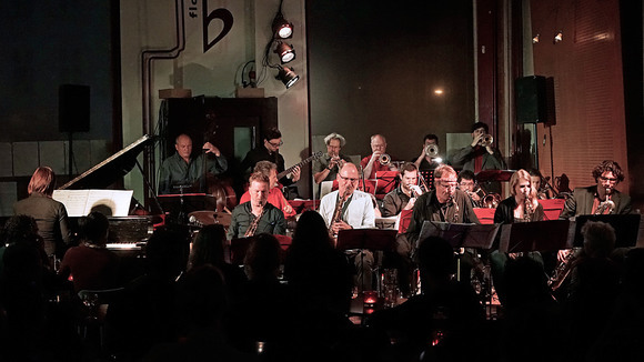 Berlin Big Band - Jazz Fusion Swing Live Act in Berlin