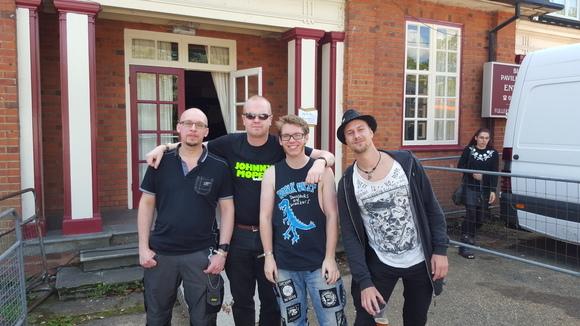 Monkish - Punk Punkrock Comedy Alternative Punk Live Act in London