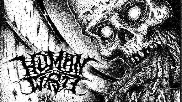 Human Waste - Death Metal Metal Death Metal Grindcore Groove Metal Live Act in Aachen