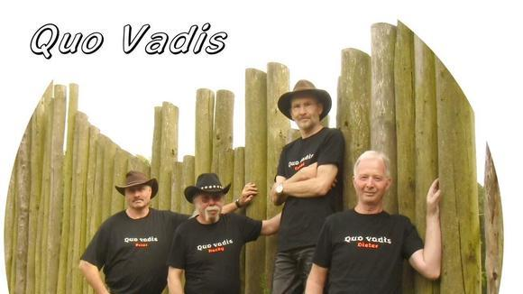 """Quo vadis"" Wismar - Blues Rock Live Act in Wismar"