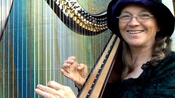 Blanka Monedamonte - Folk Melodic Live Act in Alt Tellin