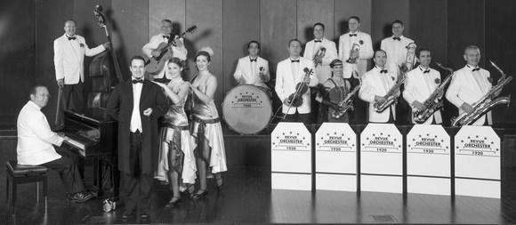 REVUE ORCHESTER 1920 - Oldies Schlager Gala Tanzmusik Swing Live Act in Saarbrücken