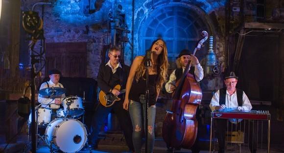 Jazzabilly - Jazz Rockabilly Rock Cover Swing Live Act in Halbs